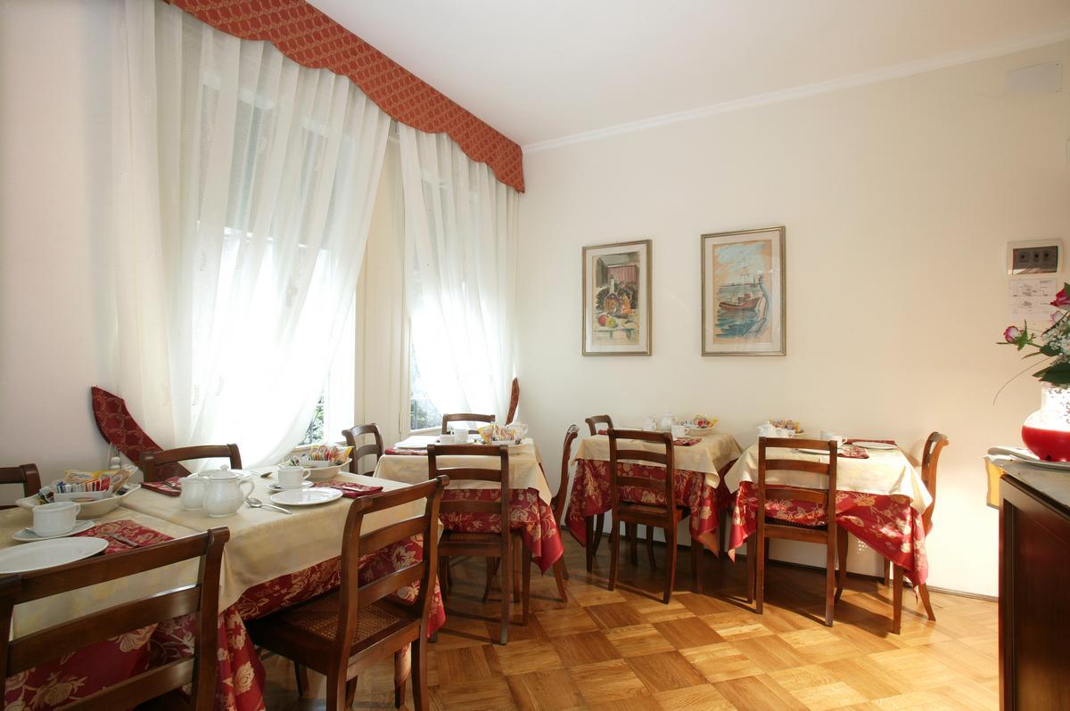 Ca' San Rocco - sala colazioni