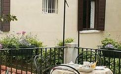 Ca' San Rocco - terrazza